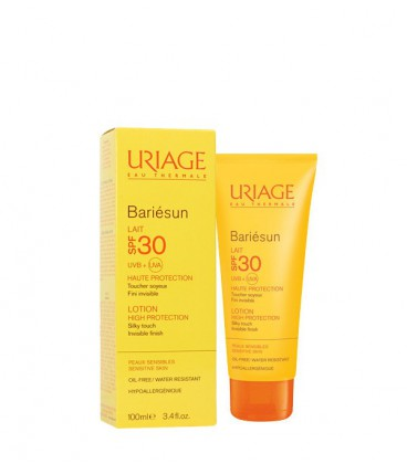 ضد آفتاب فاقد چربی + SPF 30 اوریاژ