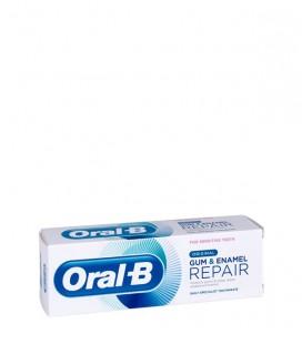 خمير دندان ترميم كننده لثه و مينا اوريجينال اورال بی
