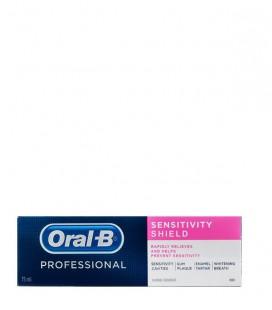 خمير دندان تخصصی ضد حساسيت اورال بی