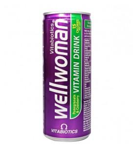 نوشیدنی ویتامینه ول وومن - Wellwoman vitamin drink