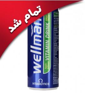 نوشیدنی ویتامینه ولمن wellman vitamin drink