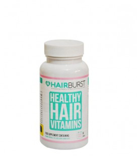 کپسول هیربرست مکمل رشد و سلامت مو (پوست و ناخن)