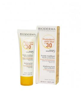 فلوئید ضد آفتاب آکنه مت بایودرما SPF30