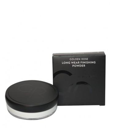 پودر تثبیت کننده آرایش با دوام گلدن رز مدل Long Wear