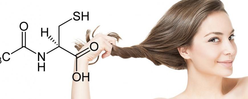 استیل سیستئین و سلامت پوست و مو